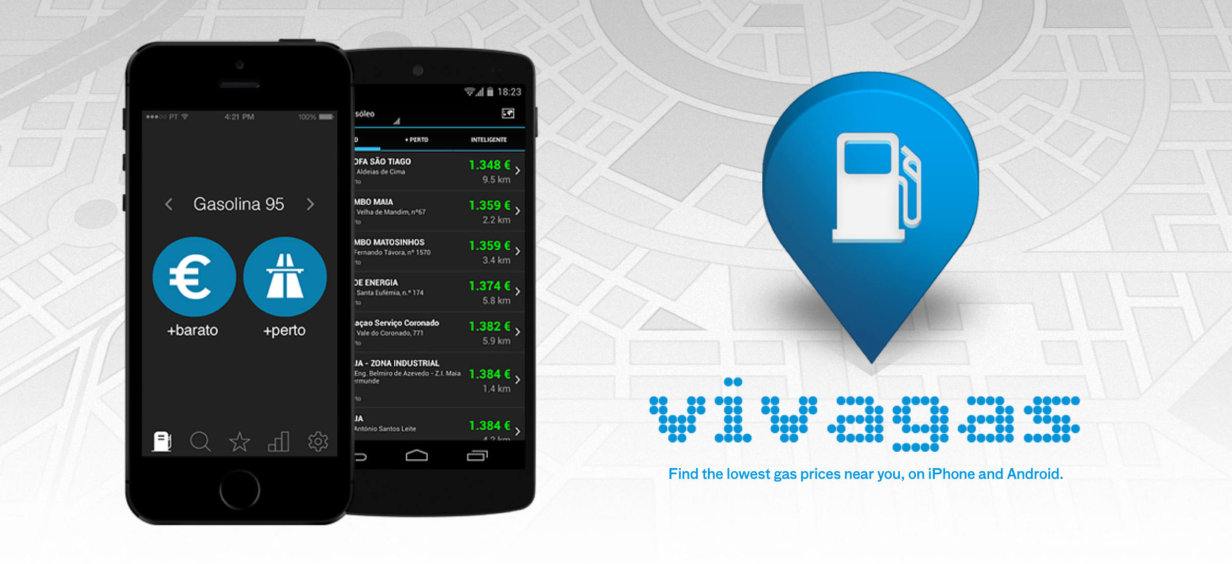 Navigate To The Closest Gas Station >> Vivagas Project Memoria Visual